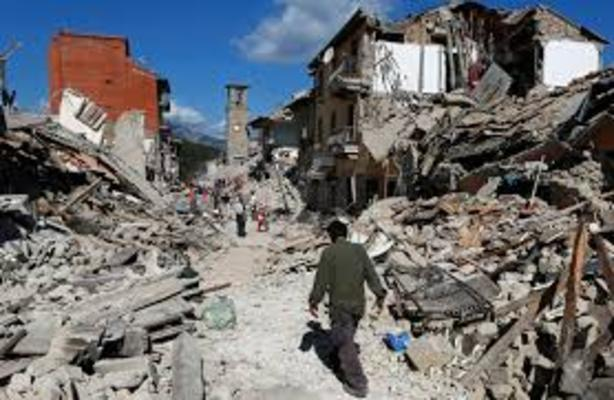 Collectathon for Victims of The Earth Quake in Italy