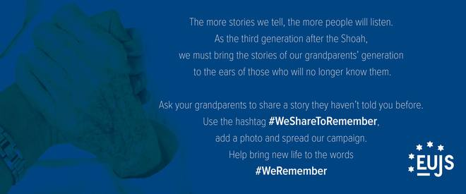We Share to Remember