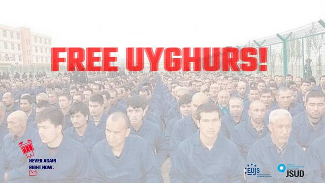Freedom for the Uyghurs: Never Again Right Now!