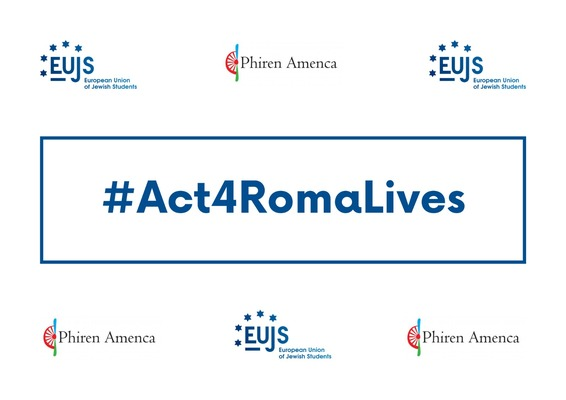 Act for Roma Lives!