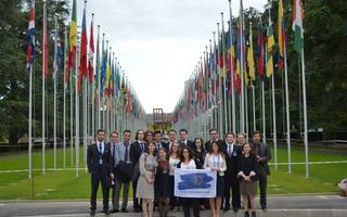 EUJS Ambassadors to the UN Seminar 2017