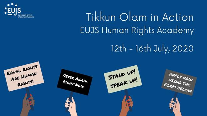 Tikkun Olam in Action: EUJS Human Rights Academy
