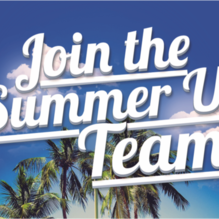 JOIN THE SUMMER U TEAM!