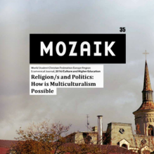 EUJS on BDS in WSCF's Mozaik Journal