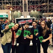 Why I went to Comic Con for my Job - Published in the JEU - European Jewish Magazin