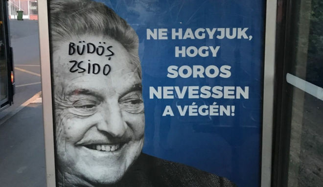 """Don't let him have the last laugh"" - Hungary's troublesome targeting of George Soros"