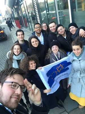 The EUJS Union Accelerator through the eyes of the UGEI: from Jewrovision to a pan-European Jewish experience.