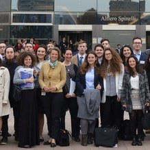 This was the EUJS Ambassadors of the FRA Survey Seminar!