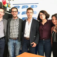 #BringHadarHome - Meeting Tzur Goldin in Brussels