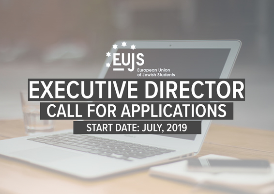 BE EUJS' NEXT EXECUTIVE DIRECTIOR