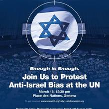 UN Rally - Enough is Enough!