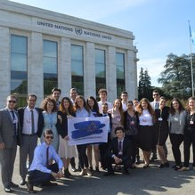 EUJS Ambassadors to the UN 2019