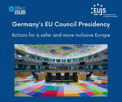 'Germany's EU Council Presidency: Actions for a Safer, More Inclusive Europe'