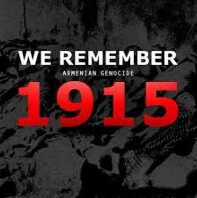 Sisters and brothers in Humanity, we will commemorate, together in Turkey the Armenian genocide