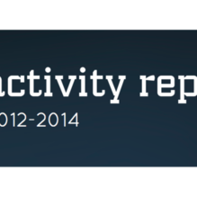 EUJS Activity Report 2012 - 2013