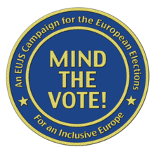 "The European Union of Jewish Students Launches ""Mind the Vote!"" Campaign"